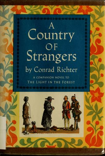 A country of strangers.