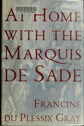 Download At home with the Marquis de Sade