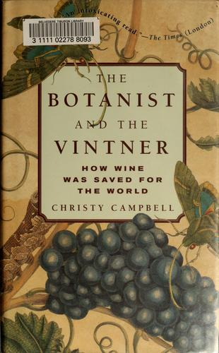 Download The botanist and the vintner