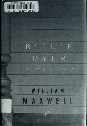 Download Billie Dyer and other stories