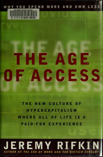 Download The age of access