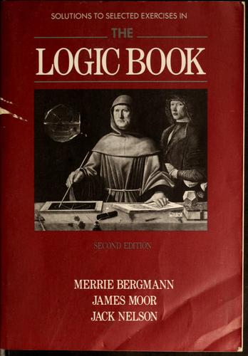 Solutions to Selected Exercises in The Logic Book