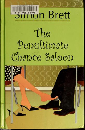 Download The Penultimate Chance Saloon