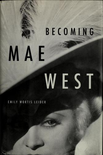 Download Becoming Mae West