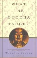 Download What the Buddha taught