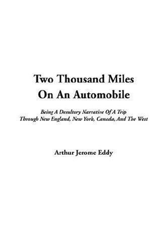 Download Two Thousand Miles On An Automobile