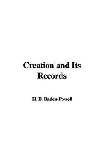 Download Creation And Its Records