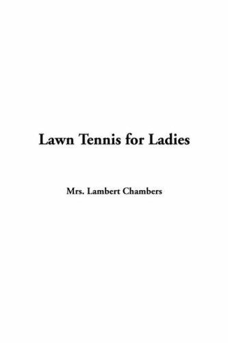 Download Lawn Tennis For Ladies