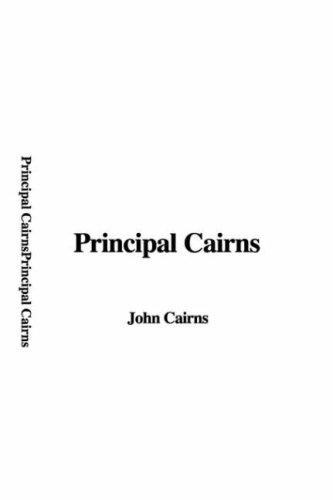 Download Principal Cairns