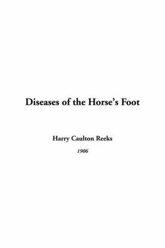 Download Diseases Of The Horse's Foot