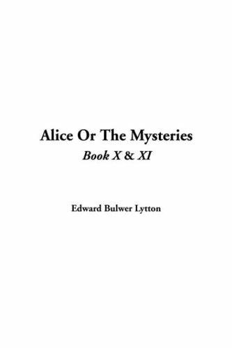 Download Alice Or The Mysteries