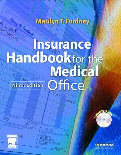 Download Insurance Handbook for the Medical Office