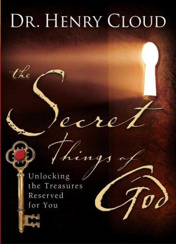 Download The Secret Things of God