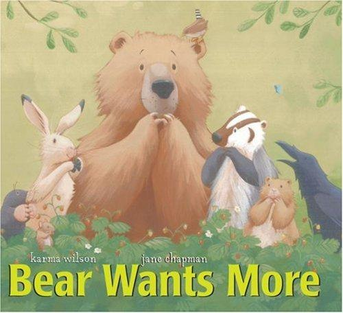Download Bear Wants More (Classic Board Books)