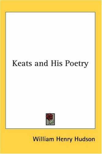 Download Keats And His Poetry