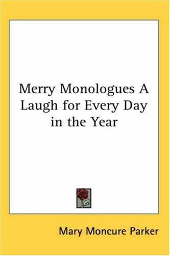 Download merry Monologues