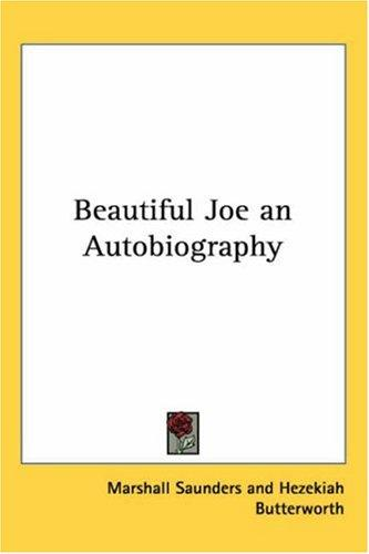 Download Beautiful Joe An Autobiography