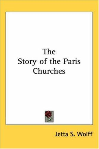 Download The Story Of The Paris Churches