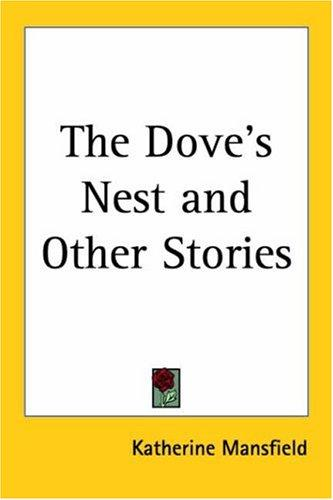 Download The Dove's Nest And Other Stories
