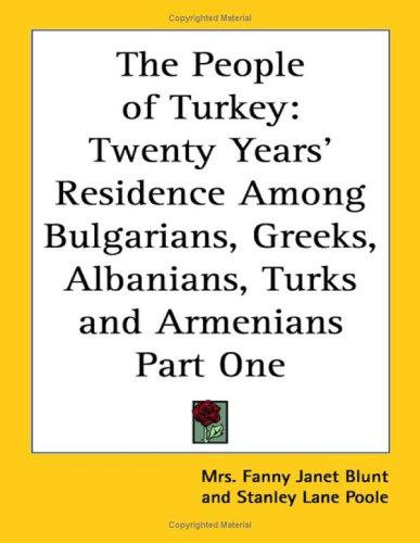Download The People of Turkey