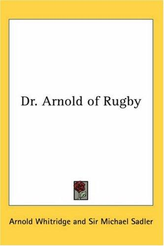 Download Dr. Arnold of Rugby