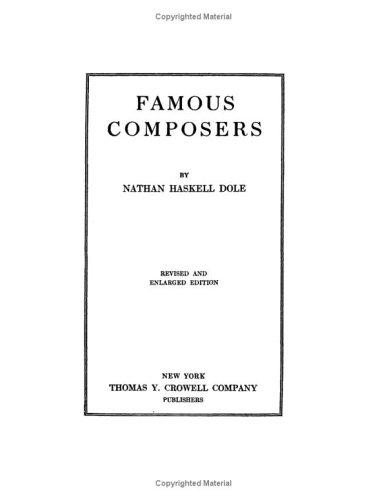Download Famous Composers