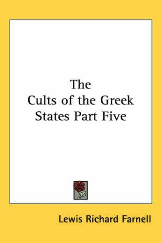 Download The Cults Of The Greek States