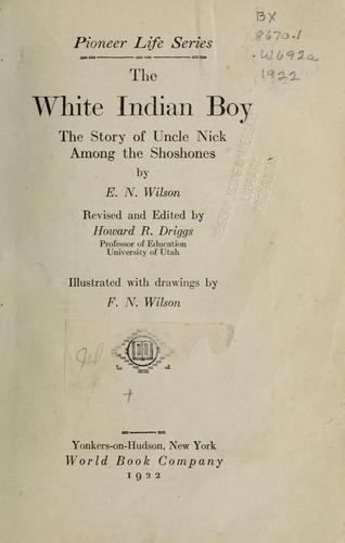 Download The white Indian boy