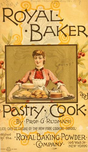 Download Royal baker pastry cook.