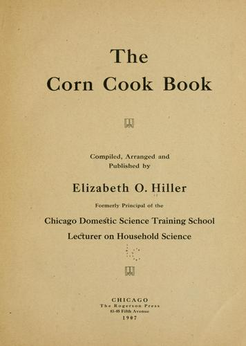 Download The corn cook book
