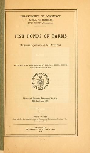 Download Fish ponds on farms.
