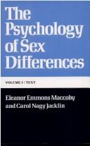 Download The psychology of sex differences