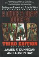 A quick and dirty guideto war
