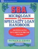 SBA microloan and specialty loan handbook by Patrick D. O'Hara