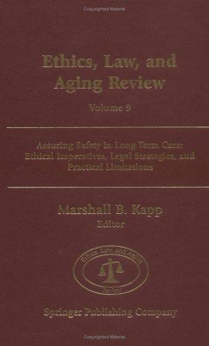 Download Ethics, Law, and Aging Review