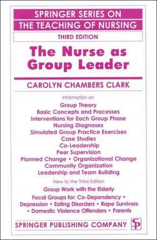 Download The nurse as group leader