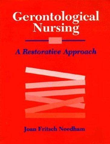 Download Gerontological Nursing