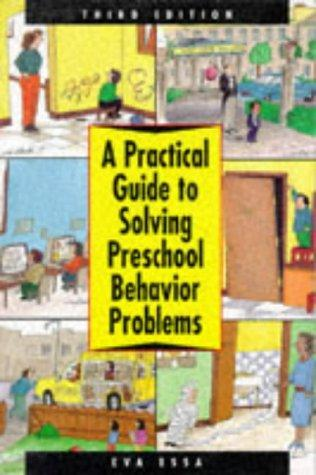 Download A practical guide to solving preschool behavior problems