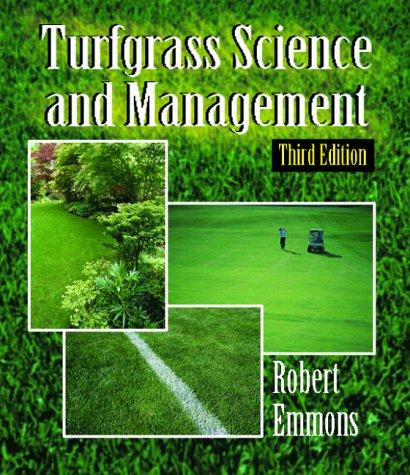 Download Turfgrass science and management