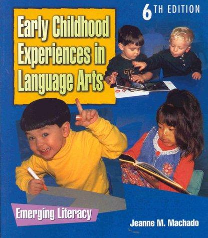 Download Early childhood experiences in language arts