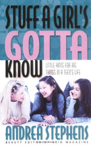 Download Stuff a Girl's Gotta Know