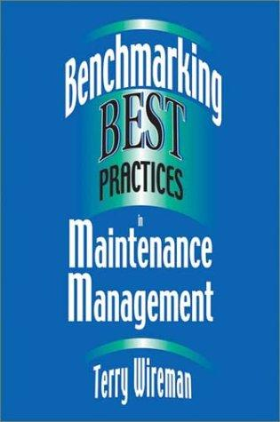 Download Benchmarking Best Practices in Maintenance Management