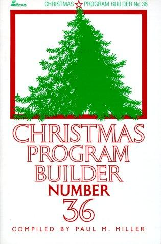 Christmas Program Builder