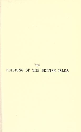 The building of the British Isles