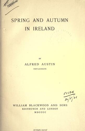 Download Spring and autumn in Ireland.