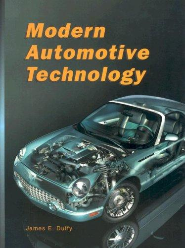 Download Modern automotive technology