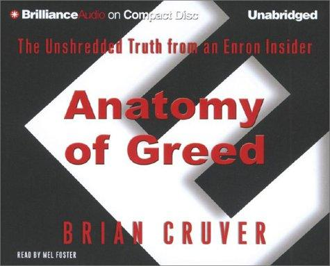 Download Anatomy of Greed
