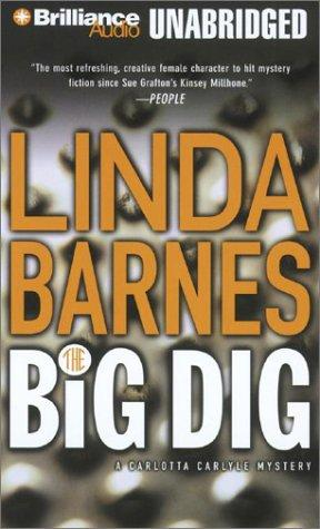 Download Big Dig, The (Carlotta Carlyle)