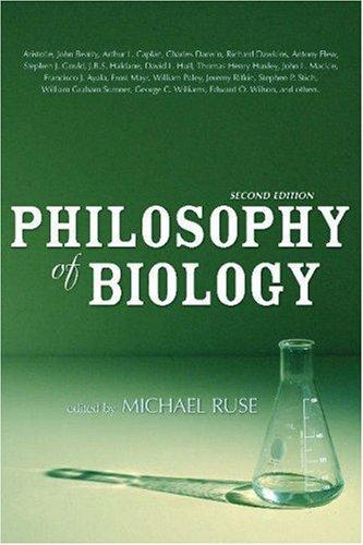 Download Philosophy of Biology