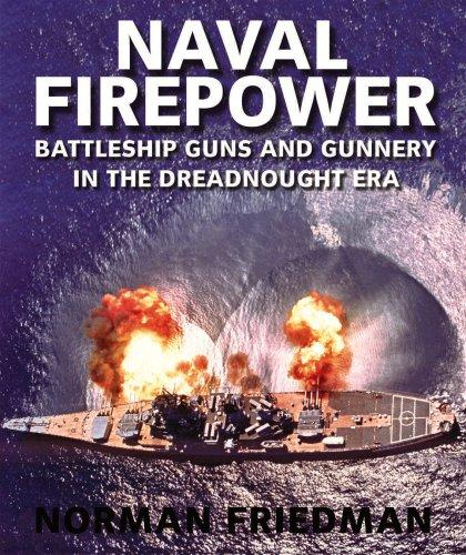 Image for Naval Firepower: Battleship Guns and Gunnery in the Dreadnaught Era